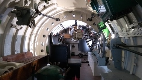 WW1 sub - Picture of Royal Navy Submarine Museum, Gosport - TripAdvisor