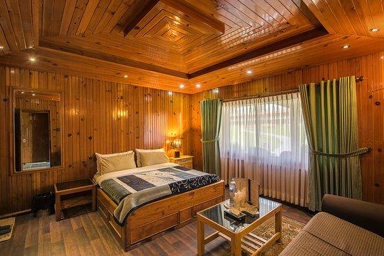 Shogran, باكستان: Luxury Room