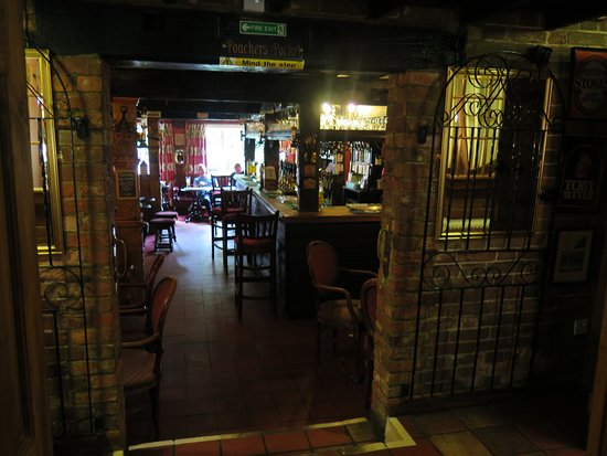 Great Cressingham, UK: Another bar area