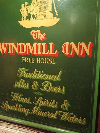 Great Cressingham, UK: Pub sign