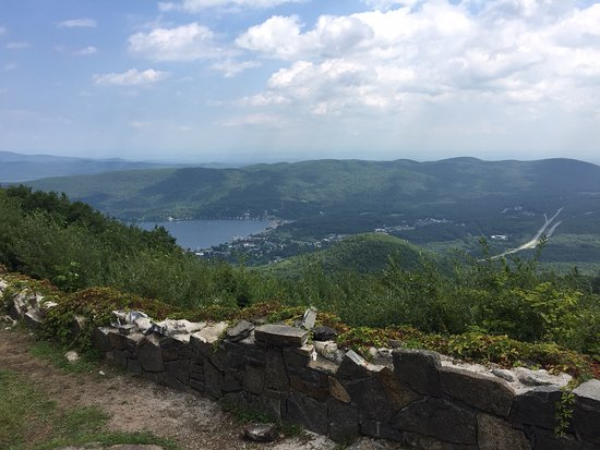 View from Prospect Mountain