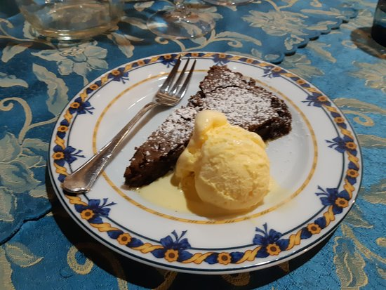 Pieve Ligure, Италия: torta argentina