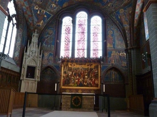 Evangelische Pfarrkirche-St. Maria zur Hohe