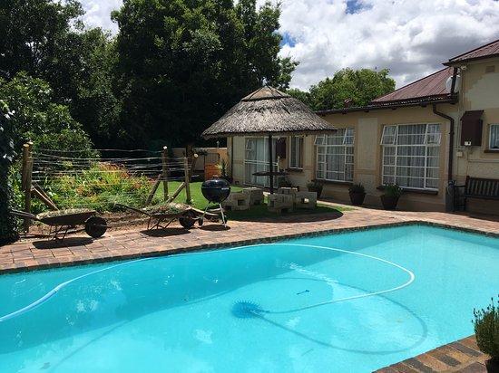 Ficksburg, South Africa: pool