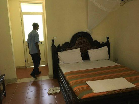 Gambela, Ethiopia: Clean functional rooms
