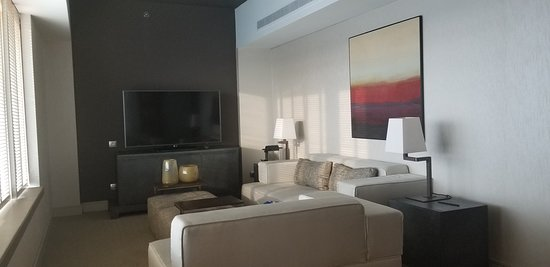 Hotel Arts Barcelona: Executive Suite City View