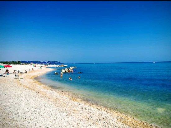 Spiaggia di Borgata Marina