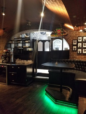Dining And Kitchen Picture Of The Celtic Hearth St John S