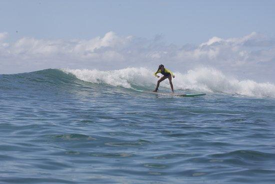 Uncle Bryan's Sunset Suratt Surf School: Loving it!