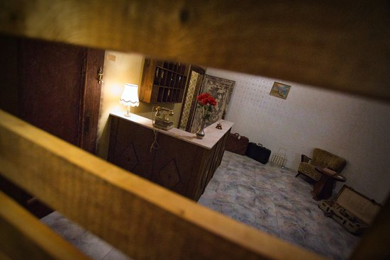 Obernkirchen, ألمانيا: Rezeption des Haunted Hotel