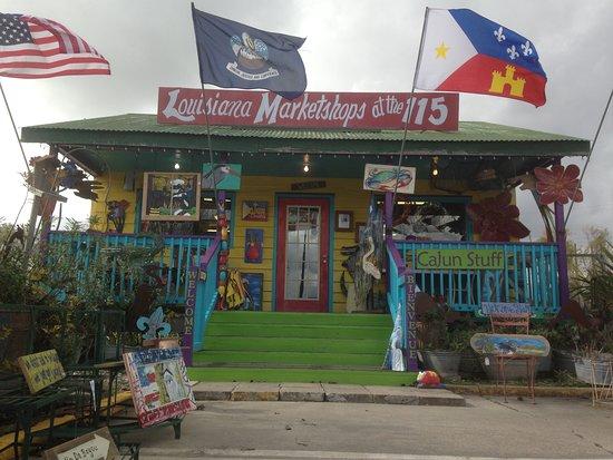 Louisiana Marketshops at the 115