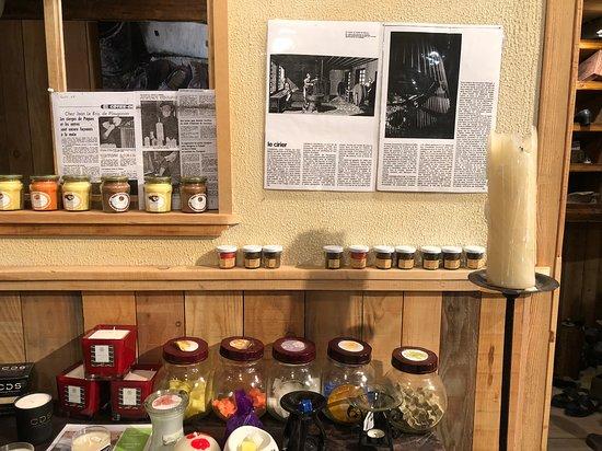Plougonver, Frankreich: Biscuiterie Menou