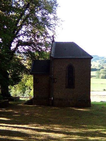 Montmédy, France : Chapelle Sainte-Ernelle à Villecloye