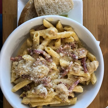 Excellent Italian food!