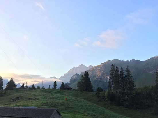 Isenthal, Schweiz: Natur pur