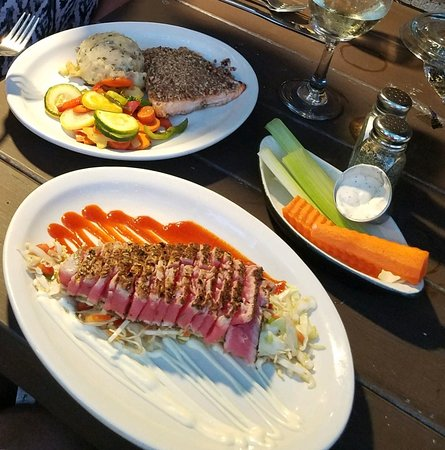Our Meals Picture Of Simpsons Restaurant Waupaca Tripadvisor