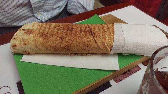 Cap-Sud: Sandwich kefta