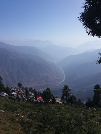 Kotgarh, Indien: The View