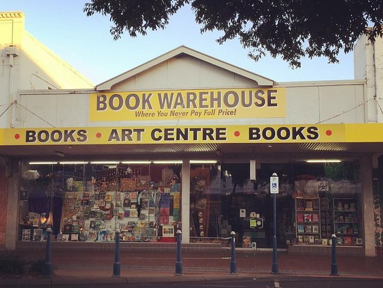 The Book Warehouse