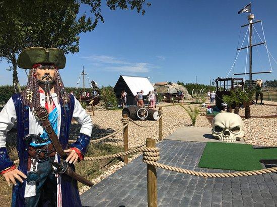 Stonham Barns Golf Park