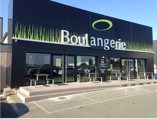 Carte Boulangerie Ange.Boulangerie Ange Biganos Lieu Dit Moulin De La Cassadote