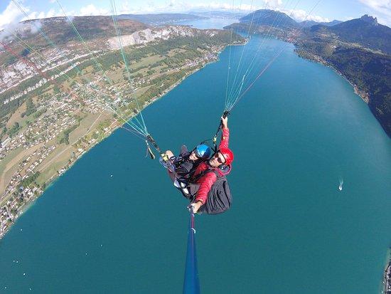 Aeroslide Paragliding照片