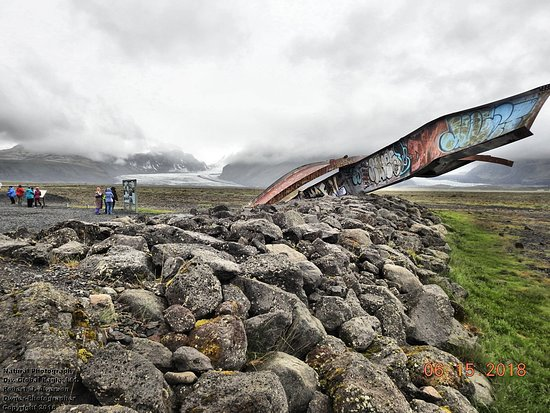 ‪Skeiðara Bridge Monument‬