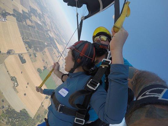 Skydive Oregon Inc: happy memory!