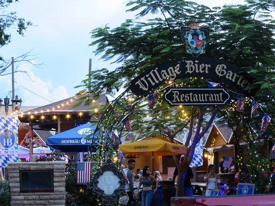 Horrible Review Of Village German Bier Garten Cocoa Fl