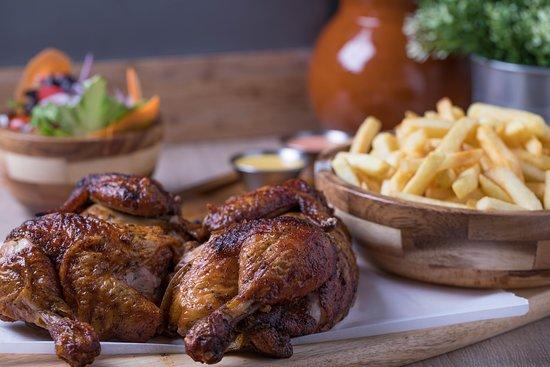 Chullos: Pollo peruano