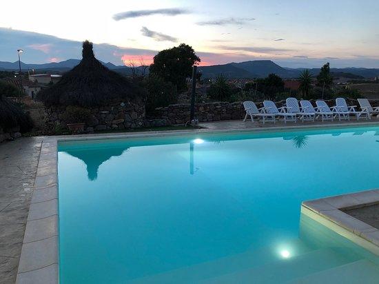 Piscinas, Италия: Quasi fine giornata