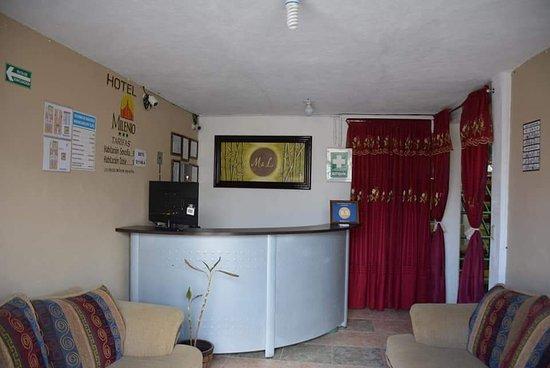 Nanacamilpa, Mexico: Hotel Milenio