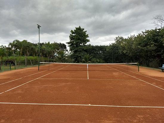 Tennis Balneario das Garcas
