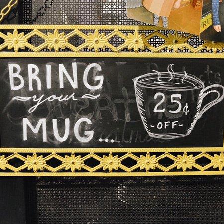 Burgaw, Βόρεια Καρολίνα: Brown Dog Coffee Company