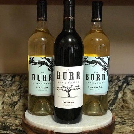 Brandon, MN: Excellent wines!