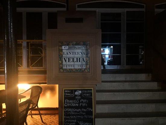 Restaurante Lanterna Velha ภาพถ่าย
