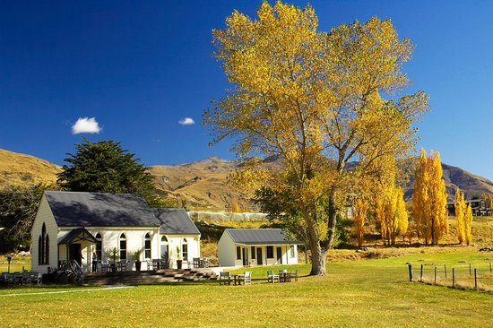Gibbston, New Zealand: All seasons have there own majestic shows of colour.