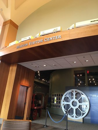 William S Marvin Training and Visitor Center (Warroad