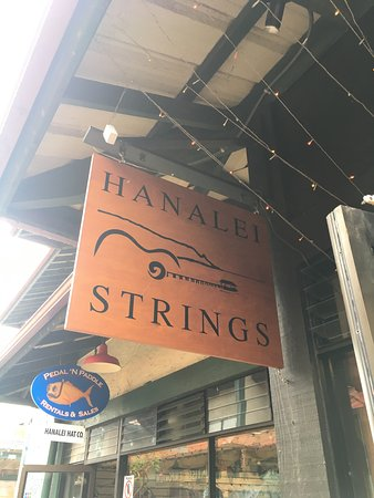 Hanalei Strings 사진