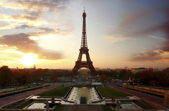 Snabbinträde till Eiffeltornet och ...