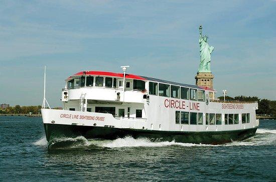Circle Line: Statue of Liberty...
