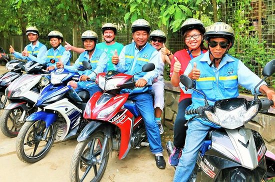 Quang Dien Village Bike Tour...