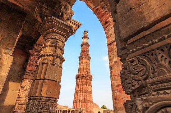 Trilha Cultural em torno de Old Delhi...