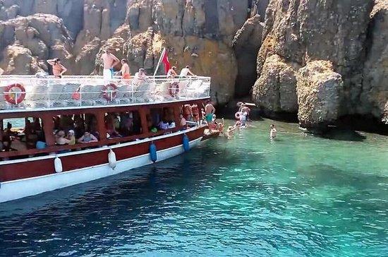 Baie de Marmaris et Adaköy Croisière...