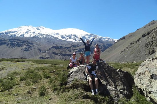 Cajon del Maipo 8km Hiking Day Tour...