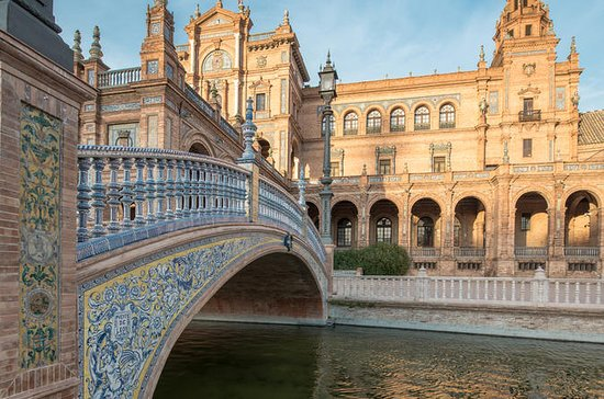 Cadiz Shore Excursion: Seville Tour...