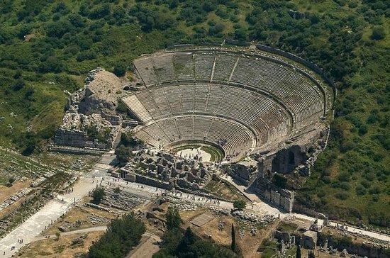 プライベートツアー:古代エフェソス、魔術師、聖母マリアの家(昼食含む)