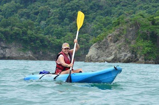 Recorrido en kayak y buceo de...