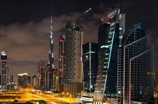 Dubai by Night City Tour