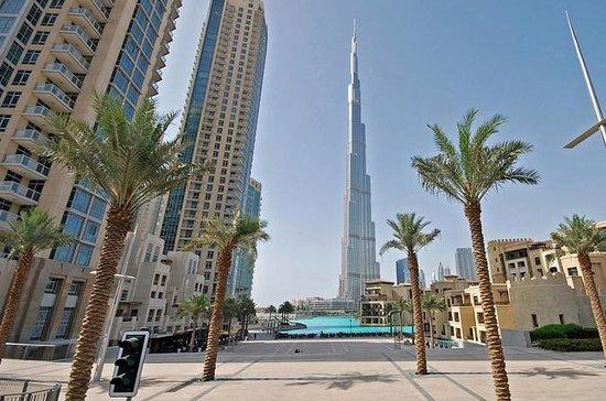 Dubai-Tour mit Zugang zur 124.Etage...